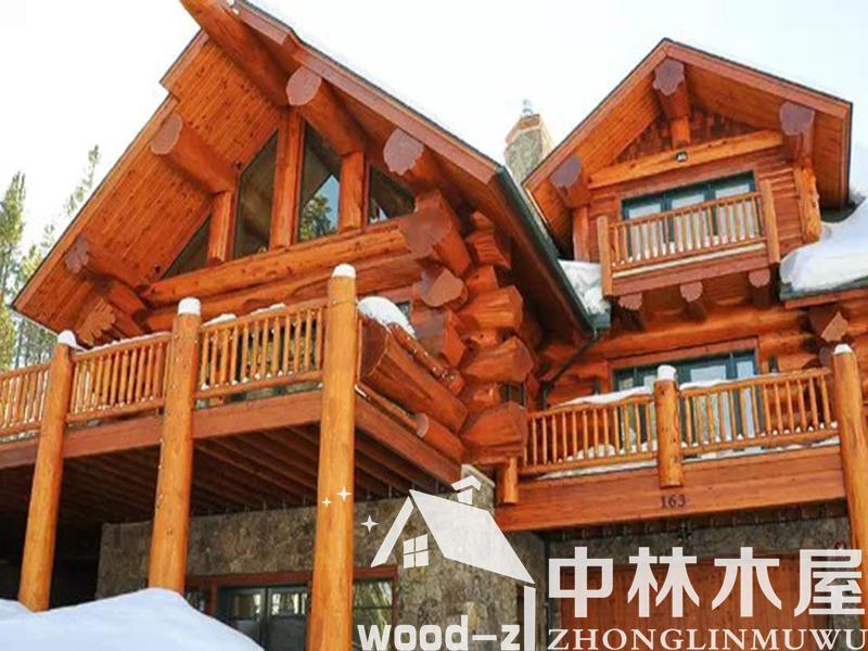 海南防腐木屋