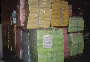 潍坊价位合理的彩色胶版纸批售 胶版纸定制