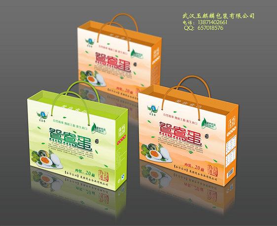 土特产包装盒设计、制作-武汉玉麒麟包装有限公司