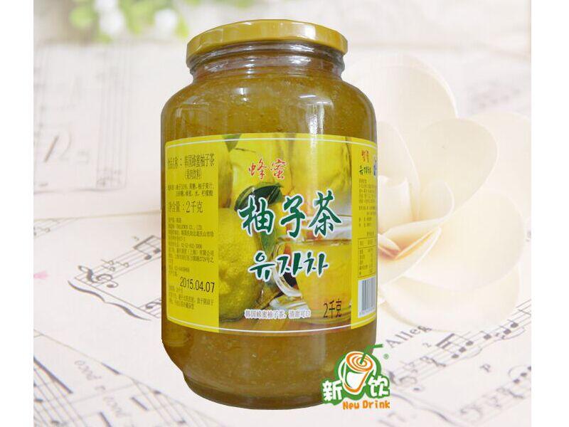 信誉好的进口韩国蜂蜜柚子茶厂家-南汇进口韩国蜂蜜柚子茶