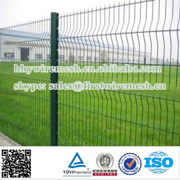 三角折弯型护栏网