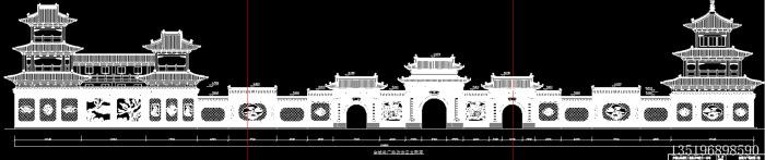 嘉峪关古建筑设计|甘肃古建筑设计专业提供