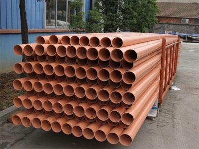 PVC-U电力管