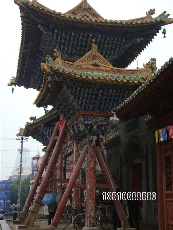 青海山門施工,古建筑施工公司推薦