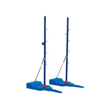JMY-1022--移动式羽毛球柱
