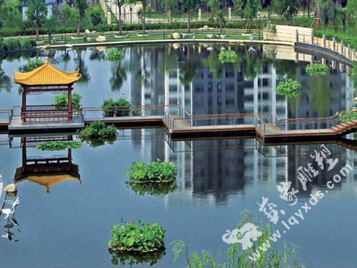 景观石桥供应商-潍坊哪里可以做景观石桥