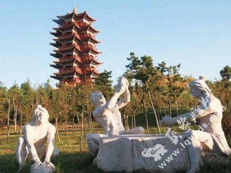 景区大型石雕塑厂家