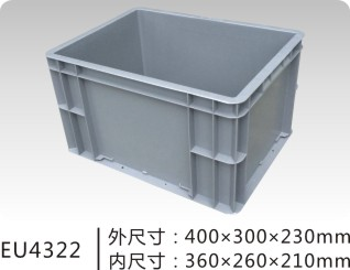 武漢專業的EU箱哪里買|黃石物流箱