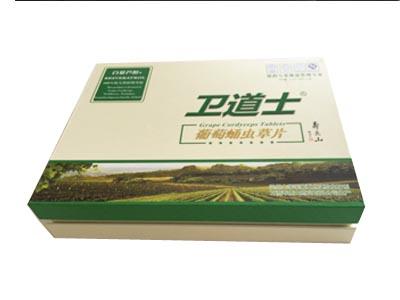 银川土特产包装生产-甘肃哪里有供应优惠的寿鹿山药业卫道士礼盒包装