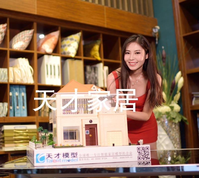 2016超極款天才演示模型沙盤智能家居模型沙盤智能家居沙盤