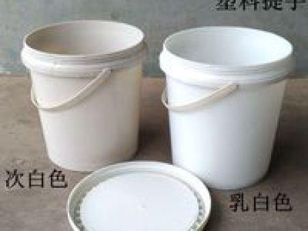 塑料桶原米与二次料对比
