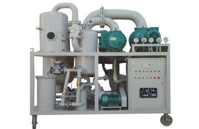 高效真空再生滤油机