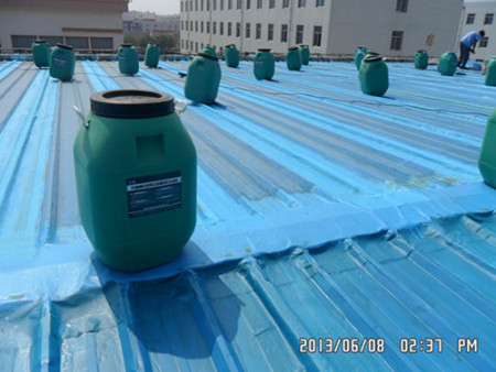 金属屋面防水