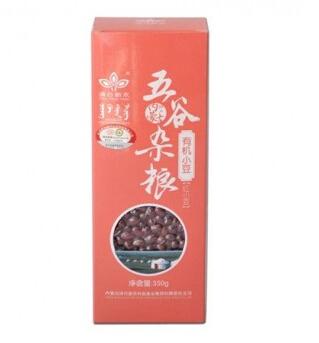 清谷新禾有机红小豆