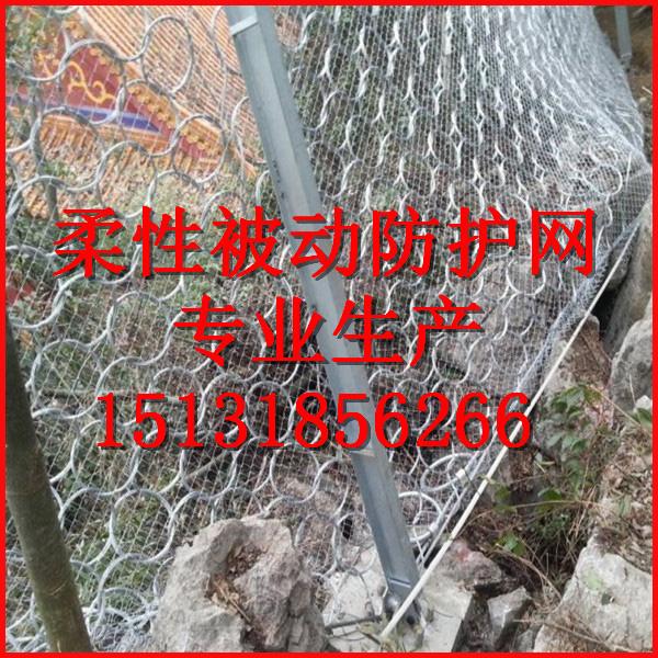 安平山体滑坡被动网|河北靠谱的RXI-100环形被动柔性防护网供应商当属华海源网业