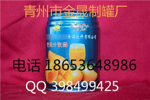 潍坊专业的易拉罐推荐,生产易拉罐