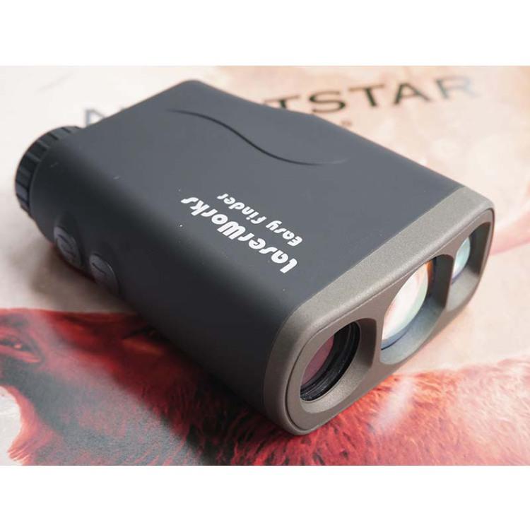 黑夜之星激光测距仪6X25加强型600