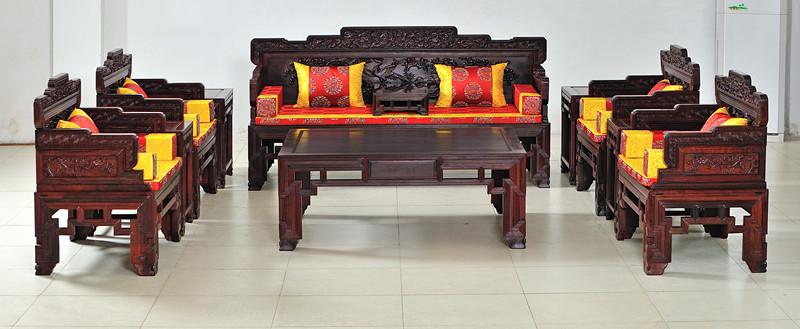 海口价位合理的海南红木家具推荐 海口高端红木家具