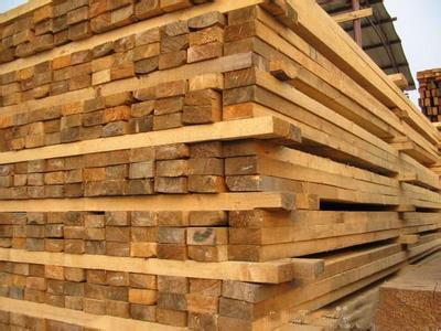 新疆方木供应|甘肃高质量的方木供应出售
