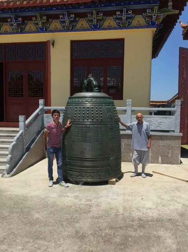 宣城寺院铜钟 瑞安博尊法器_专业的铜钟供应商