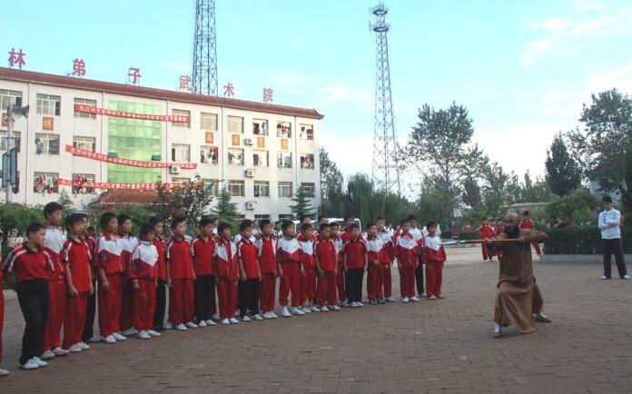 河北专业的武术学校