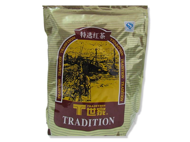 广村T世家特选红茶 咖啡奶茶原料批发 珍珠奶茶专用红茶