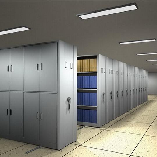 电动密集架,智能控制的密集架