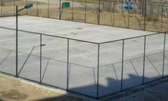 性价比高的学校体育场围栏网生产商——源海五金,供应140-400气液网填料