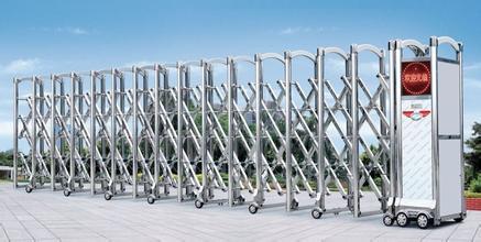 伸缩门厂家-大量供应优惠的电动伸缩门