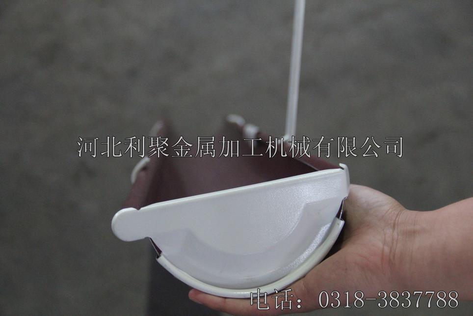 落水管设备方管辊轧成型机代理-质量好的落水管设备 哪里买