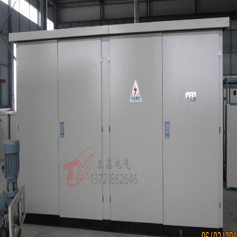 YBM欧式箱式变压器价格-河南好用的YBM欧式箱式变压器供销