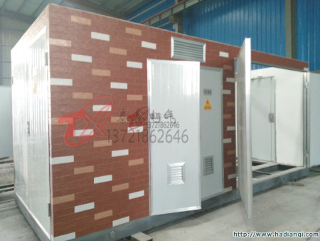 箱变壳体  水泥箱变壳体厂家定制 非金属景观式水泥箱变箱体