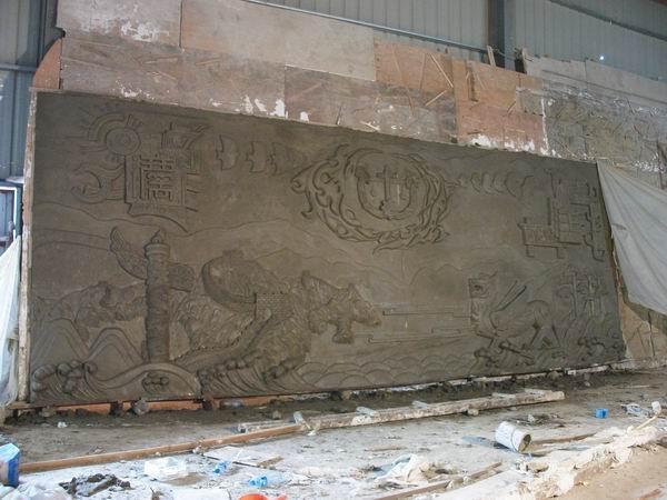 浮雕装饰雕塑优质供应商_大兴景观雕塑-福州浮雕装饰雕塑