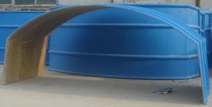 输送机玻璃钢防雨罩