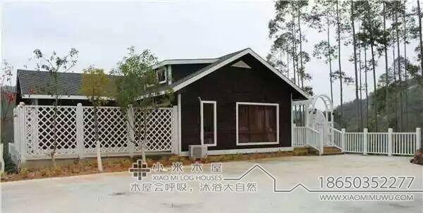福州木屋 福州木屋设计 福州木屋定制 福州生态木屋
