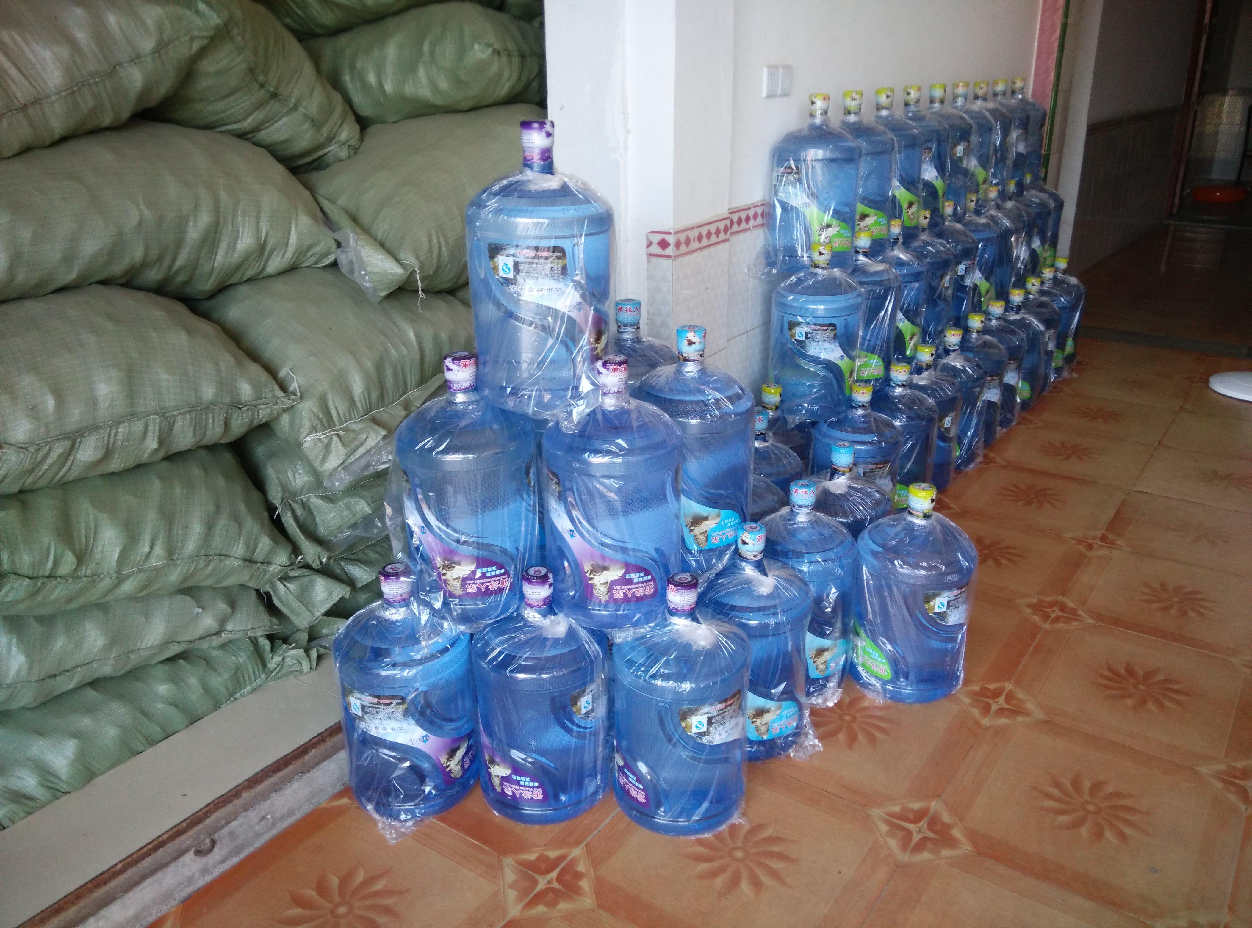 漳州純凈水-采購報價合理的飲用水就找樂萬家飲用水廠