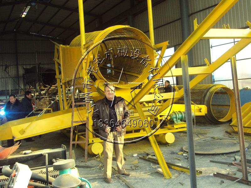 小型挖沙淘金船厂家-为您推荐优可靠的淘金设备