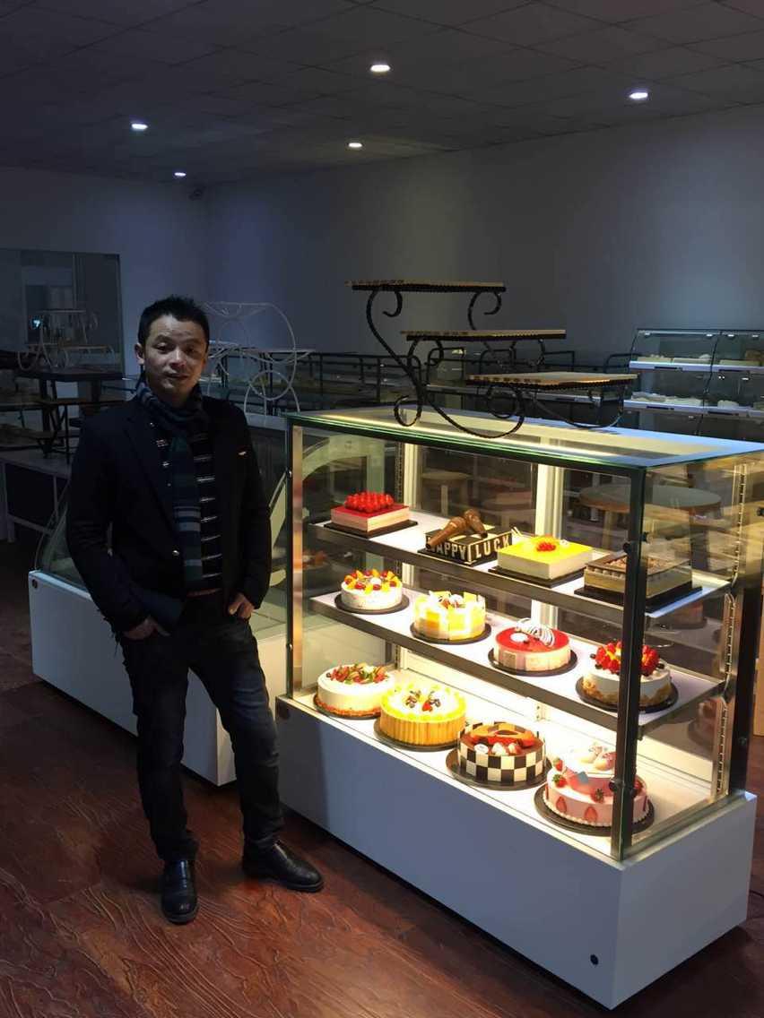 蛋糕展柜廠家、蛋糕展柜定做、成都蛋糕展柜——萬川
