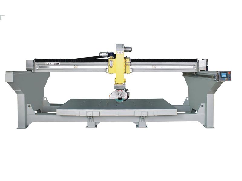 KTY1-350M 一体桥式自动磨切机