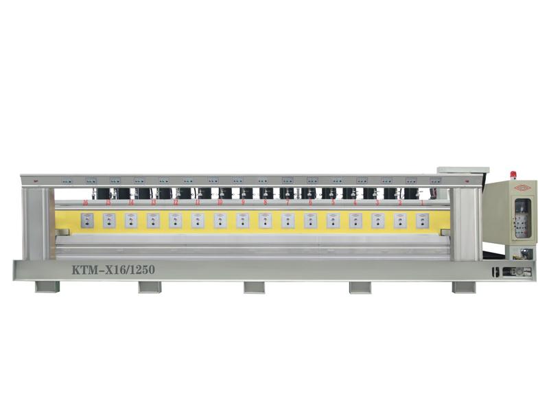 KTM-X16/1250全自动连续磨抛机
