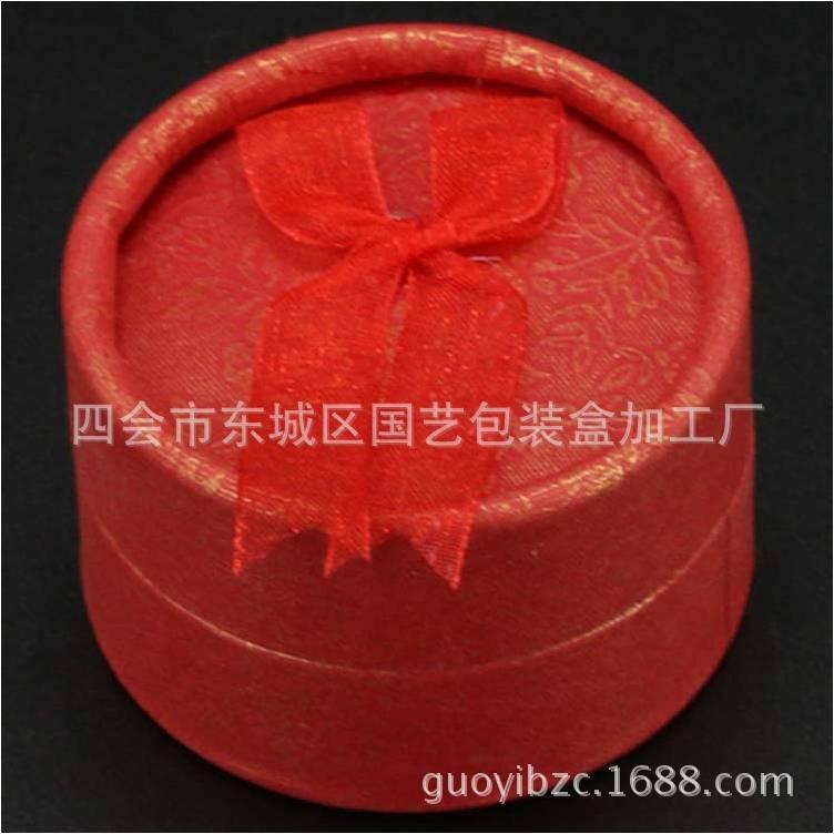 广东珠宝首饰包装盒_广东口碑好的蝴蝶花饰品圆形包装戒指盒推荐