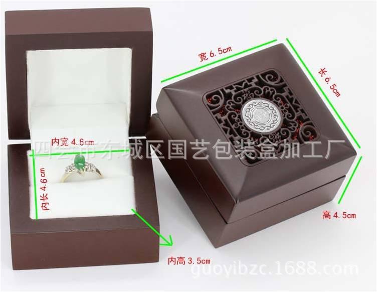 饰品盒定制加工|广东高质量的喷漆雕刻镂空盒推荐