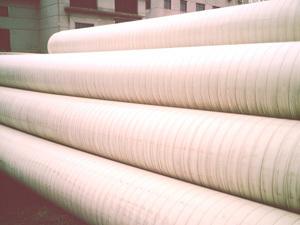 PVC-U螺旋纏繞管