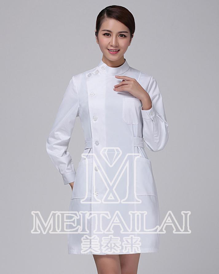 四川口碑好的长袖护士服供应商_护士服套装定做