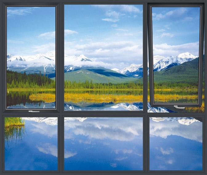 断桥铝平开窗|断桥铝窗|断桥铝推拉窗|铝窗