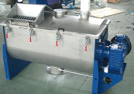 卧式螺带混合机 腻子粉专用混合机设备 承接各类设备设计加工