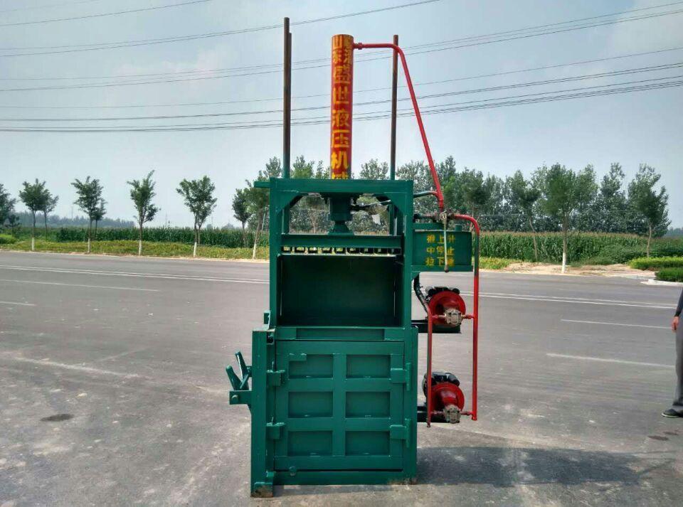 药材打包机/中药材打包机临清盛世液压机械生产制造厂家