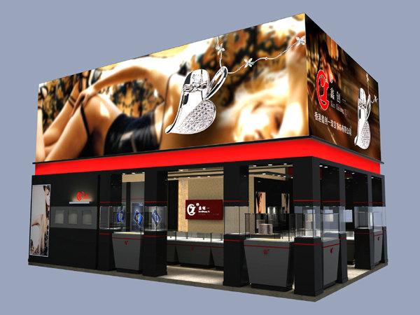 专业的展会设计在深圳有提供 创意展会设计