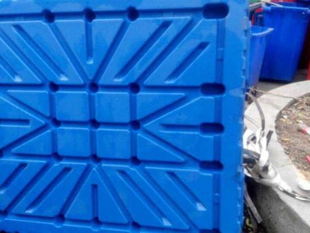 武汉哪家生产的卡板箱好_十堰塑料栈板