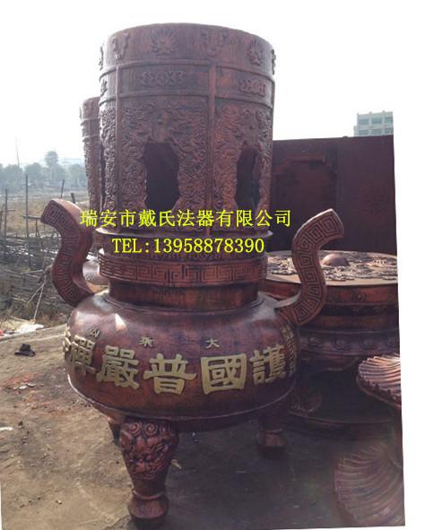 优良的圆形香炉价钱如何-长方形香炉寺庙铜铁香炉
